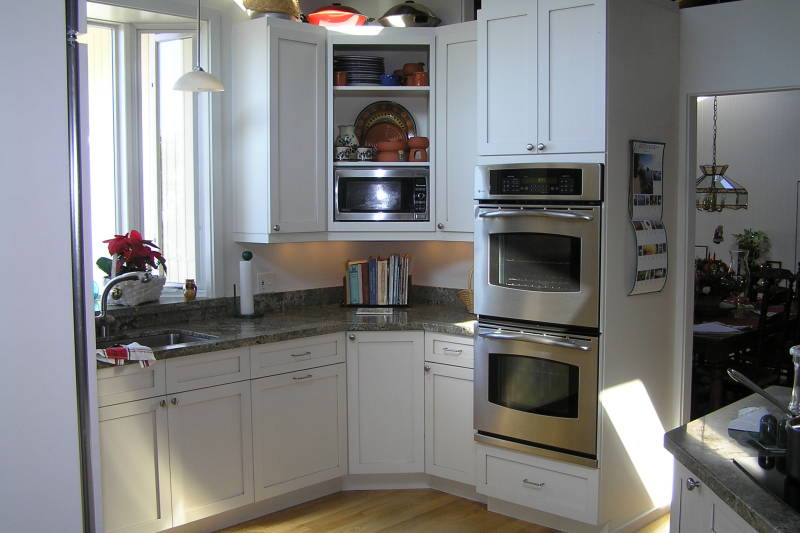 Creative Kitchen Remodel