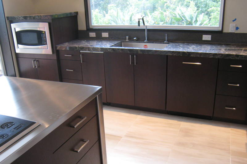 New Kitchen Remodel atop Honolulu