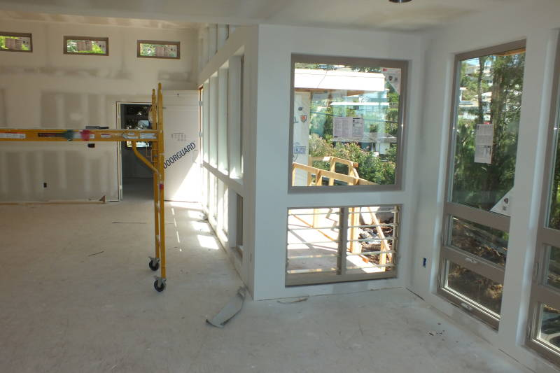 Home on the rise in Wilhelmina Rise