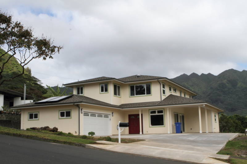 New Home Manoa